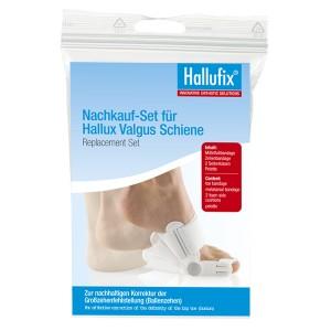 Nachkaufset für Hallufix Hallux Valgus Schiene
