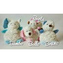 Wärmetiere - Berta, Bello, Bruno und Bumbo